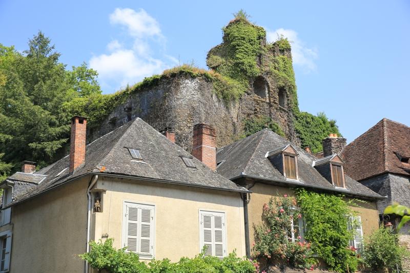 Restaurant Henri  Segur Le Chateau