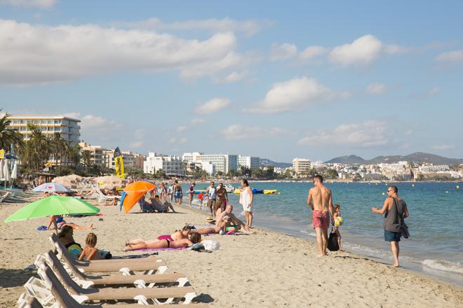 Gunstige Hotels Ibiza Playa D En Bossa