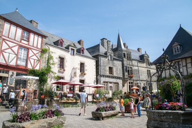 Rochefort-en-Terre, Frankrijk